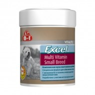 8in1 Excel Multi-Vitamin Small Breed для собак 70т