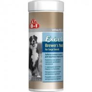 8in1 Excel Brewer's Yeast for large breeds для собак 80т