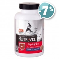 Nutri-Vet Hip&Joint Advanced для собак 90 т level 3