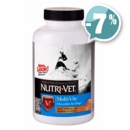 Nutri-Vet Multi-Vite for Dogs для собак