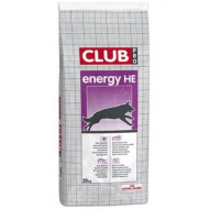 Royal Canin Club Energy HE для собак 20кг