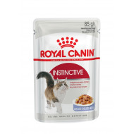 Royal Canin Instinctive Jelly Feline для кошек 85г
