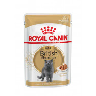 Royal Canin British Shorthair Adult влажный корм