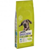 Dog Chow Adult Large Breed сухой корм для собак с индейкой 14 кг