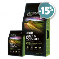 Profine Dog Light Lamb сухой корм для собак с ягненком и