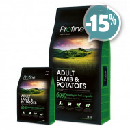 Profine Dog Adult Lamb сухой корм для собак с ягненком и