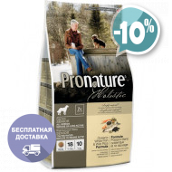 Pronature Holistic Dog Oceanic White Fish & Wild Rice для собак