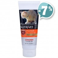 Nutri-Vet Hairball Paw-Gel for Cats для кошек 89 мл