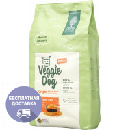 Green Petfood VeggieDog Origin Adult с красной чечевицей