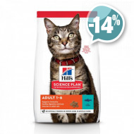 Hills Feline Adult Optimal Care Tuna для кошек