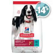 Hills Canine Adult Advanced Fitness Tuna&Rice для собак 12 кг