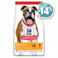 Hills Canine Adult Light Chicken для собак 12кг