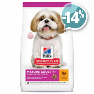 Hills Canine Mature Adult 7+ Active Longevity Mini Chicken для