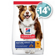 Hills Canine Mature Adult 7+ Active Longevity Medium Chicken