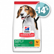 Hills Puppy Healthy Development Medium Chicken для щенков