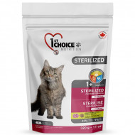 1st Choice Adult Cat Sterilized для кошек