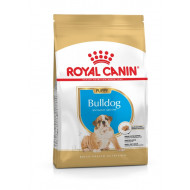 Royal Canin Bulldog Junior для щенков