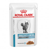 Royal Canin Sensitivity Control Feline для кошек 100г