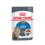 Royal Canin Ultra Light Gravy Feline для кошек 85г