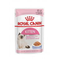 Royal Canin Kitten Instinctive Jelly для котят 85г