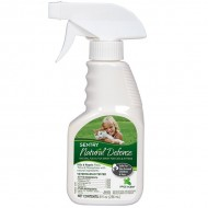 Sentry Natural Defense Natural Flea&Tick Spray (Сентри) - спрей от блох, клещей, комаров для котов и котят, 236 мл