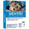SENTRY Flea&Tick Squeeze-On for Dogs 1мл