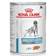 Royal Canin Sensitivity Control Chicken&Rice для собак 420г