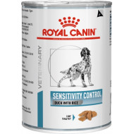 Royal Canin Sensitivity Control Duck&Rice для собак 420г