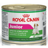 Royal Canin Junior для щенков 195г