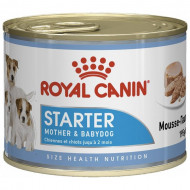 Royal Canin Starter Mousse для щенков 195г