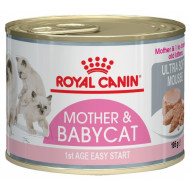 Royal Canin Babycat Instinctive для котят 195г