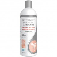 Veterinary Formula Hot Spot&Itch Relief Shampoo для кошек и