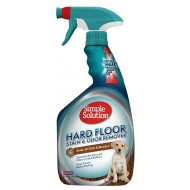 Simple Solution Hardfloors Stain&Odor Remover