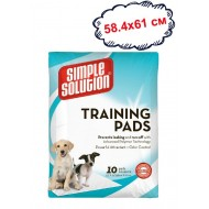 Simple Solution Training Pads 58x60